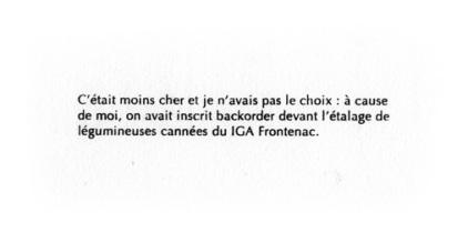 Illustration/Vincent Tourigny Texte/Cybèle B.Pilon