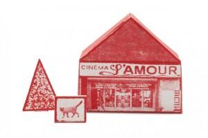 Extrait du calendrier de Noël par Vincent Tourigny & Cybele Beaudoin Pilon